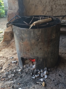Here is a photo of the cooking stove