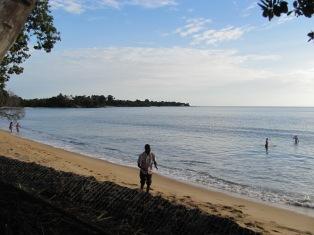 Kribi beachfront